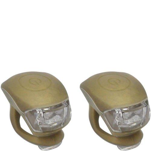 Urban Proof LED Fietslampjes set Goud