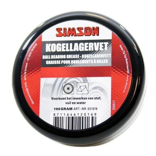 Simson Simson kogellagervet 100gr