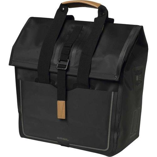 Basil Basil shoppertas Urban dry matt black