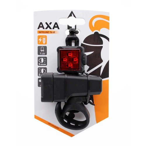 AXA Axa verlichtingsset Niteline T4 R usb