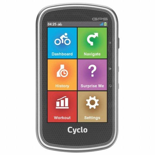 Mio Mio Fietsnavigatie Cyclo 400 Europa