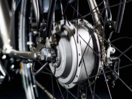 Achterwielmotor e-bike
