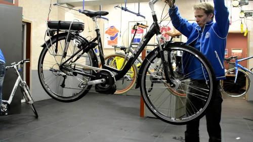 Onderhoud e-bike