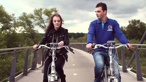 Proefrit e-bike