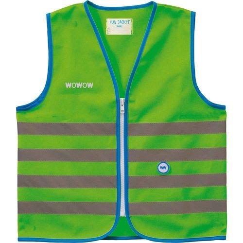 Wowow fun jacket green mt M