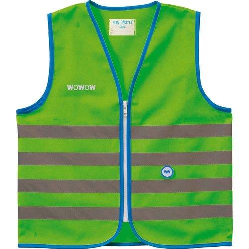 Wowow fun jacket green mt L