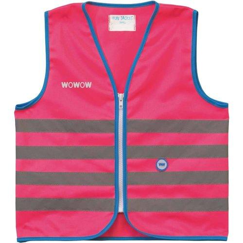 Wowow fun jacket pink mt M
