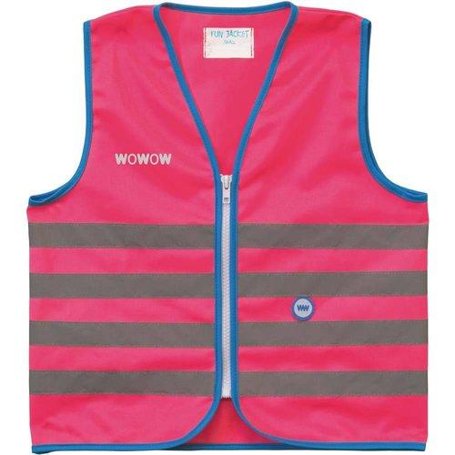 Wowow fun jacket pink mt L