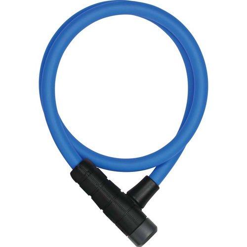 Abus kabelslot 5412K/85 blauw