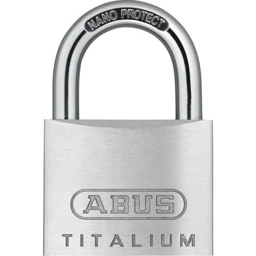 Abus hangslot titalium 45mm