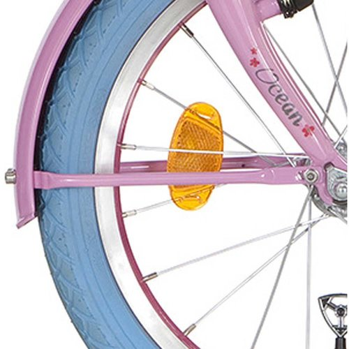 Alpina spatbordstangset Clubb 18 roze