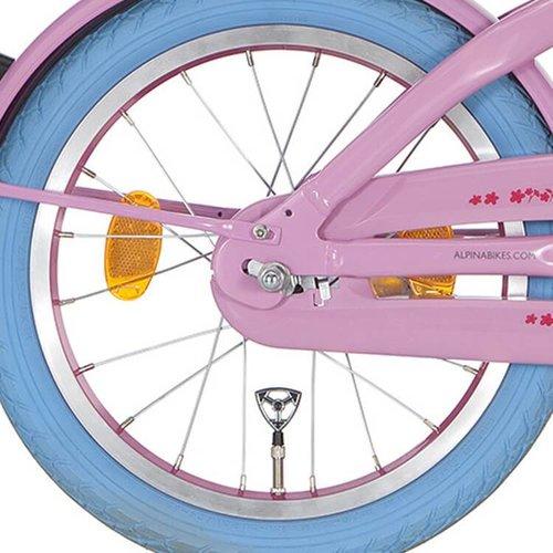 Alpina achterwiel 18 inch roze