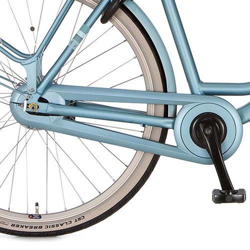 Cortina kettingkast 28 fluente blauw