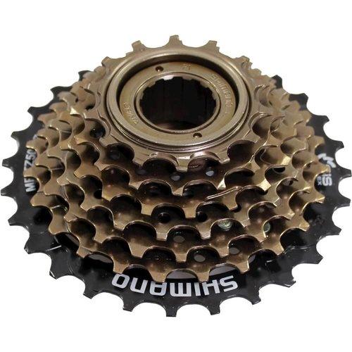 Shimano freewheel 7v 14-28 bruin