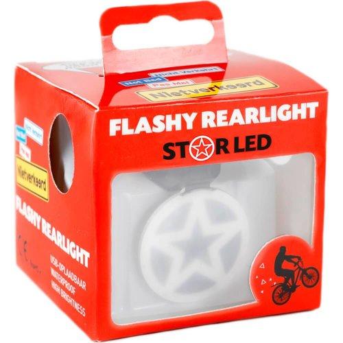 NV achterlicht flashy star led
