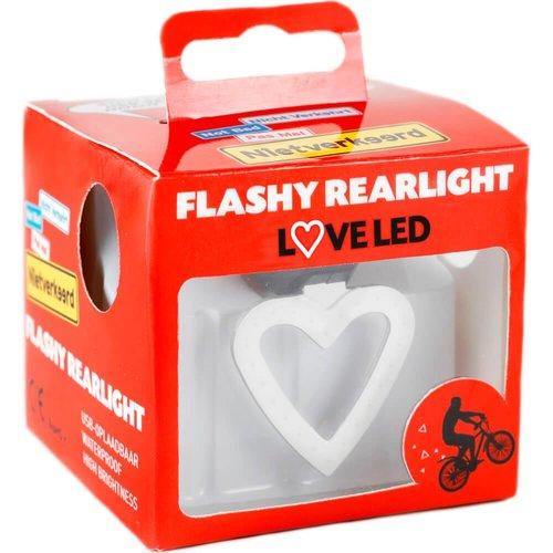NV achterlicht flashy love led