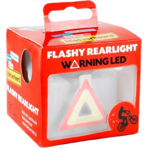 NV achterlicht flashy warning led