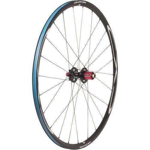 Novatec wielset cyclocr CXD 700c disc alu