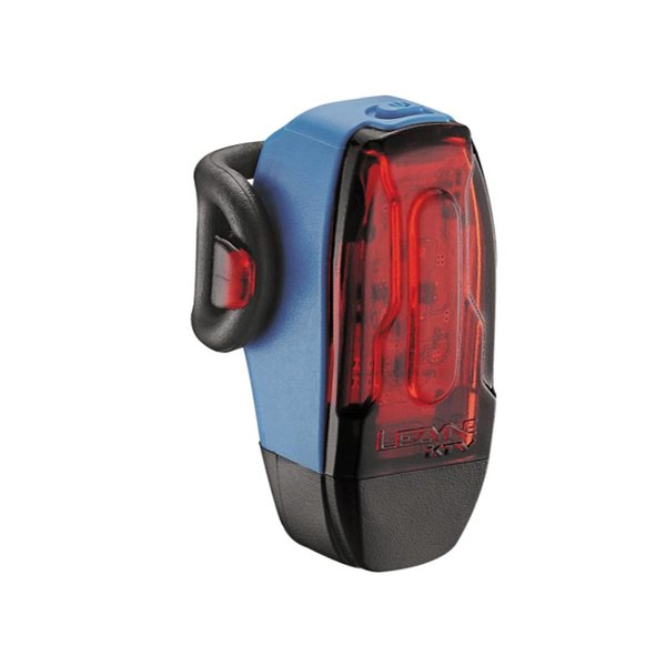 Lezyne LED KTV drive rear black 10lm
