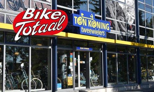 Samenwerking met Bike Totaal
