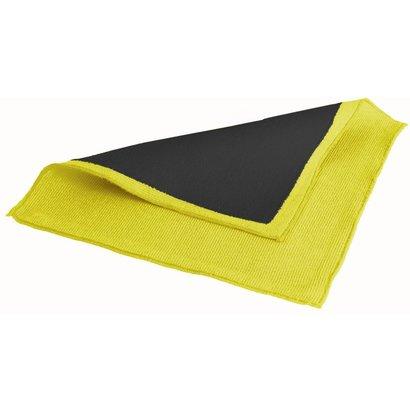 Nanex doek 30 x 30 cm geel medium