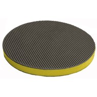 """Nanex pad 6 """" z gumą polimerową żółty średni"""