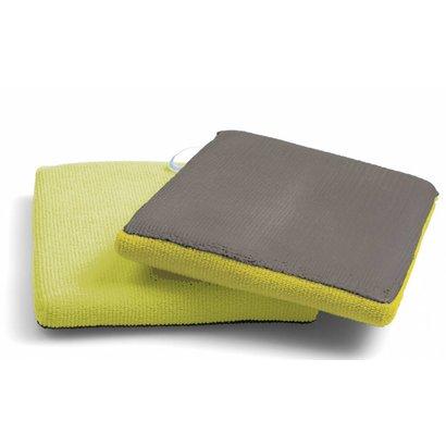 Nanex handschoen geel medium