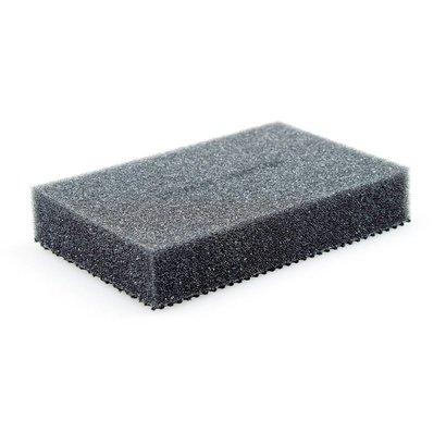 Zakje 4 x POWER Sponge Zwart