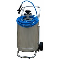 Foam-matic 100 L inox