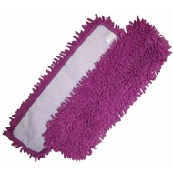 Mop Micro-Fibre ''Rasta'' violet 44 x 13 cm