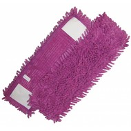 Mop Microfibre 44 x 13 cm ''Rasta Pocket'' violet