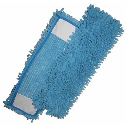 Mop in microfibra 44 x 13 cm '' Rasta Pocket '' blu