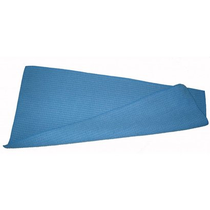 Gewafelde dweil 55 x 27 cm blauw voor Rakleto