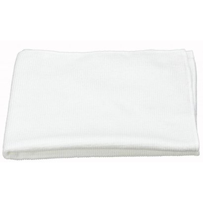 Microfasertuch ''Tricot Luxe'' weiß 40 x 40 cm