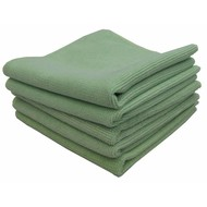 Bag 5 x Tricot Luxe 40 x 40 green