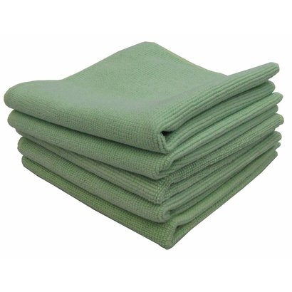 Zakje 5 x Tricot Luxe 40 x 40 groen