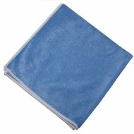 "Microvezeldoek ""Tricot Class"" 40 x 40 cm blauw"