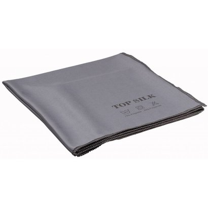 Top Silk microfibre 50 x 70 cm GREY (individually packed)