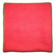 Microvezeldoek ANTI-BACT 40 x 40 cm rood