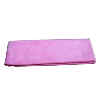 "Microfibre cloth ""Tricot Luxe"" 80 x 40 cm pink"