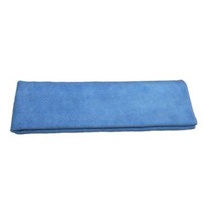 """Microvezeldoek """"Tricot Luxe"""" 80 x 40 cm blauw"""