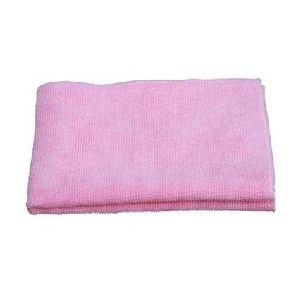 "Microvezeldoek ""Tricot Luxe"" 60 x 70 cm roze"