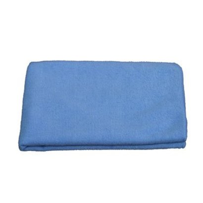 "Microfibre cloth ""Tricot Luxe"" 60 x 70 cm blue"