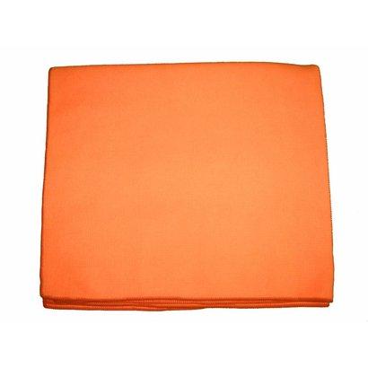 Mikrofasertuch ''Tricot Luxe'' 60 x 70 cm orangenfarbig