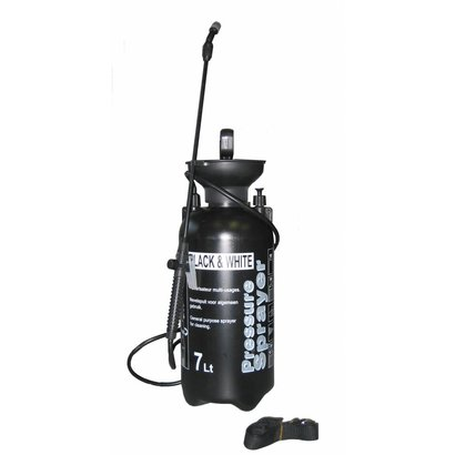 Black & White Sprayer 7 L