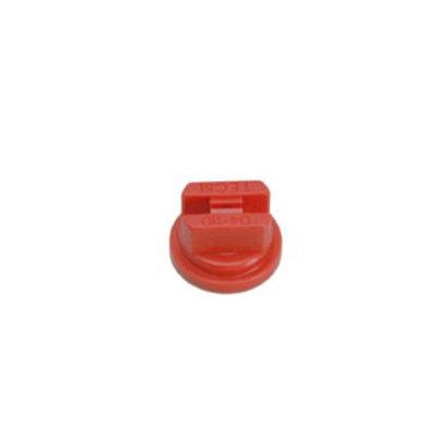Vlakstraalsproeikop 110 ° - Ø 1,3 – rood