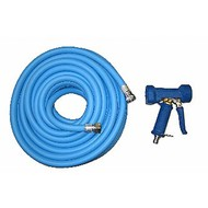 Spraying kit with hose 20 m and spraying gun
