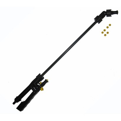 Super Lance 450 mm with shut off and nozzle set included