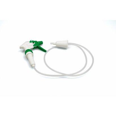 Spray-Tube white/green