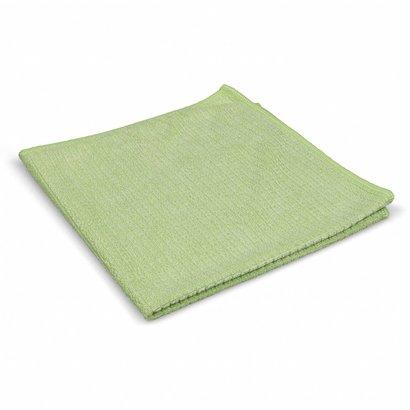 Zakje 5 x ''Quadri'' 39 x 39 cm groen